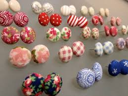 button earrings cover button earrings pearls and whistles