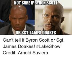 Doakes Meme - not sure if byron scott gnbamemes or sgt james doakes can t tell if