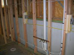 Plumbing Rough by Plumbing Rough In For A Bath Lav Forner Lavoy