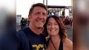 west virginia woman dies in husband u0027s arms during las vegas shooting