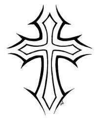 ravishing design cross tattoo designs for men ideias para