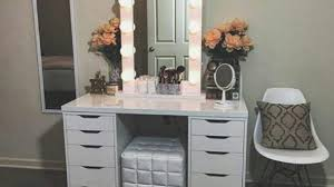 contemporary white bedroom vanity set table drawer bench makeup vanity furniture modern make up for bedroom vanities