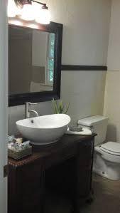 Build Your Own Bathroom Vanity Cabinet - installing a vessel sink vessel sink sinks and bath