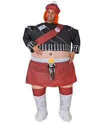 inflatable highlander costume halloween costume