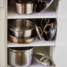 kitchen cabinet door pot and pan lid rack organizer 10 clever pot lid organizer ideas how to store pot lids