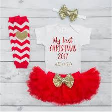 my christmas baby girl my 1st christmas girl christmas newborn