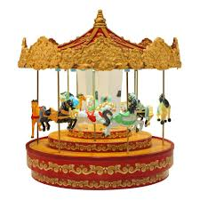 mr christmas mr christmas 12 in mr christmas golden era carousel 27621 the