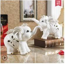 Elephant Home Decor Popular White Elephant Ornament Buy Cheap White Elephant Ornament