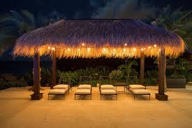 Tiki Outdoor Furniture by Lighting Tiki Hut Patio Tropical With Garden Furniture Wicker