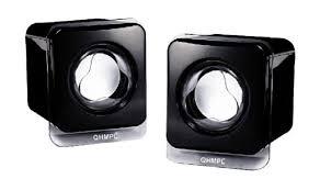 Attractive Computer Speakers Buy Quantum Qhm 611 Usb Powered 2 0 Mini Computer Speakers