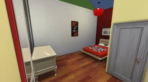 Accent Wall Rules by Modern U0026 Green Tiny House Tour U2013 The Sims Legacy Challenge
