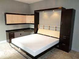Murphy Bed Shelves Murphy Bed Ikea Bed1 Graceful Bedroom Good Wall Beds With Desk