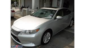 lexus es250 used malaysia gallery carzmo auto detailing centre malaysia car coating services