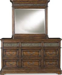 Pulaski Edwardian Nightstand Stunning Solid Wood Bedroom Dressers With Mirror And Handsome