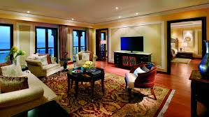sea view living room presidential sea view suite in muscat oman al bustan palace a