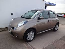 used nissan micra cars for sale motors co uk
