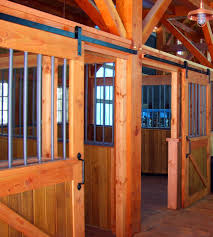 decor exterior sliding barn door track system patio garage style