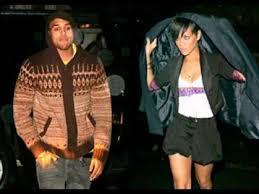 Rihanna And Chris Brown The