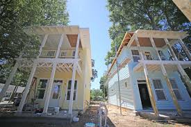 gulf coast cottages thirty new homes coming to former blount site in pensacola