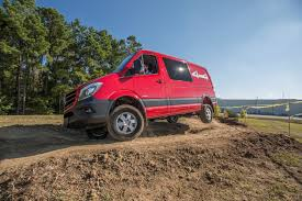 mercedes 4x4 trucks 2015 mercedes sprinter 4x4 road trip review