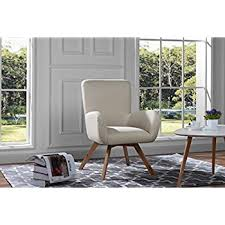mid century modern living room chairs amazon com mid century modern living room large accent chair with