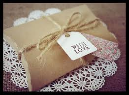 Shabby Chic Wedding Gifts by Kraft Pillow Boxes Favors Google Search Wedding Favour