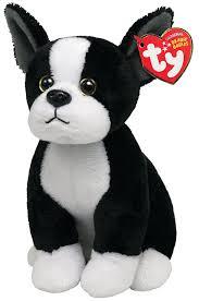 amazon com ty beanie baby tux boston terrier toys u0026 games