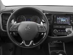 2017 white mitsubishi outlander 2017 mitsubishi outlander price trims options specs photos