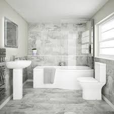 cruze modern shower bath suite now online at victorian plumbing