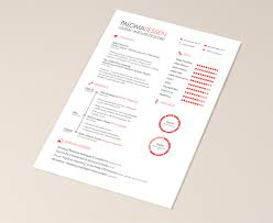 Attractive Resume Template 30 Free U0026 Beautiful Resume Templates To Download Hongkiat