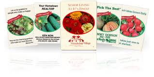 personalized seed packets custom seed packets printed with your logo promotional seeds