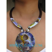 wooden necklaces painted wooden necklaces painted wooden necklaces