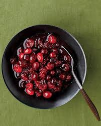 cranberry sauce chutney and relish recipes martha stewart