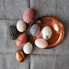 Easter Decorations Modern by Diy Easter Egg Decorations U2013 Design Sponge