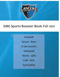 fall sports booster book 2011 by the harbinger issuu