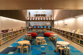 Basement Library The New 53rd Street Library Is Nice Unless You Like To Read Books