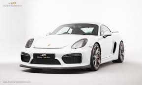 porsche cayman 2015 black used 2015 porsche cayman gt4 for sale in guildford pistonheads