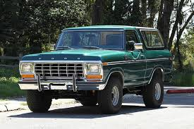 this ford bronco ranger is a flawless u002770s survivor