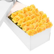 Roses In A Box 3 Dozen Yellow Roses In A Box Online Order To Philippines Roses