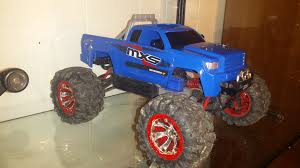 motocross race today custom summit hardbody blue mxs motocross race rig truck