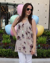 casual easter casual easter in violetlady in violet