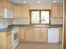 inexpensive white kitchen cabinets cheap unfinished kitchen cabinets light brown wooden white