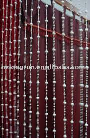 Bamboo Door Beads Curtain by Door Bead Curtains Closet S Walmart Roselawnlutheran Edstring