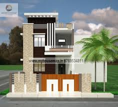 double floor house elevation photos front elevation design modern duplex front elevation design