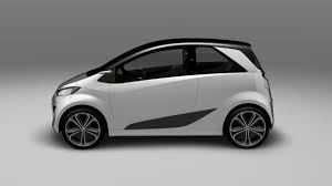small cars black lotus city car concept small and practical