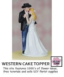 western cake topper western cake topper