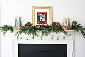 christmas mantel 34 easy and christmas mantel ideas