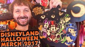 disneyland halloween merch 2017 emporium on main street youtube