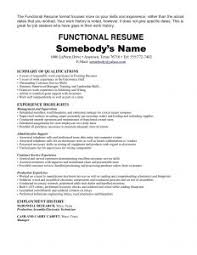 Job Resume With No Work Experience by Examples Of Resumes 8 Simple Resume Sample With No Work