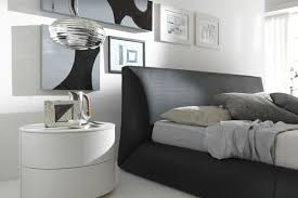 Simplemodern 30 Groovy Black And White Bedroom Ideas Slodive